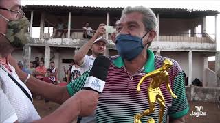 Final do terceiro campeonato quixereense de futebol em Lagoinha