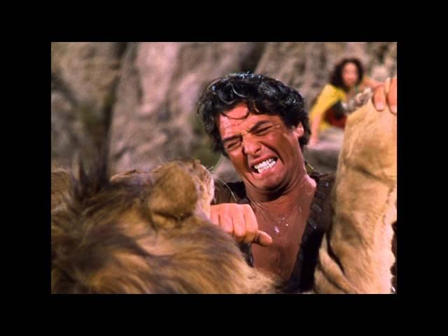 Samson and Delilah- Lion