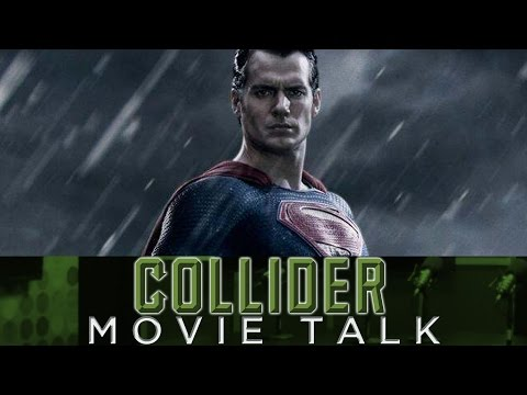Collider Movie Talk - No Superman Appearance In Suicide Squad Movie