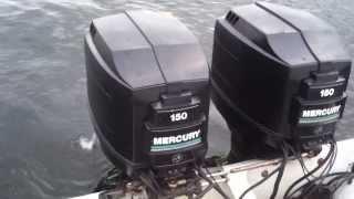 Stamas 255 Family Fisherman Mercury BlackMax 150
