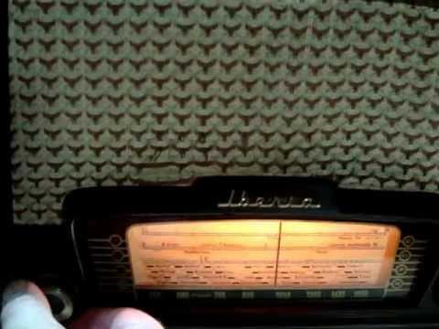 Radio Válvulas Iberia D-29-U