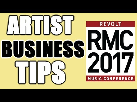 """Protect The Brand At All Costs"" - 10 Artist Management Lessons From Revolt Music Conference 2017"