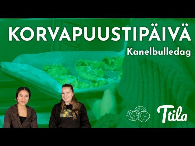 NYT LEIVOTAAN: KORVAPUUSTIPÄIVÄ 4.10.