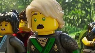 Лего ниндзяго фильм–4 пацана