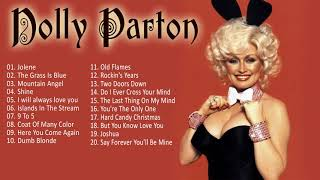 Dolly Parton Greatest Hits Playlist Collection -  Dolly Parton Best Songs Country Hits