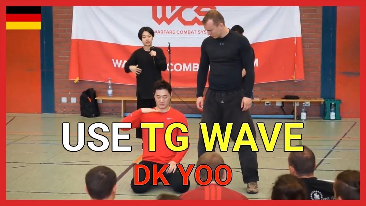 Use TG Wave - DK Yoo in Nuremberg