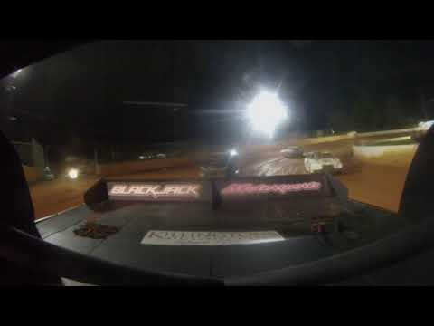 East Lincoln Speedway 5-18-19 pro 4 Rear Cam Main Event 1of2 Alexus Motes