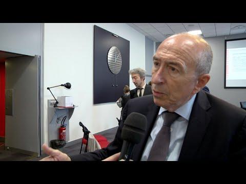 Gérard Collomb : Quel programme économique pour Lyon ?