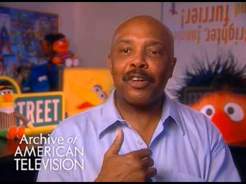 Roscoe Orman discusses Kevin Clash and Elmo  EMMYTVLEGENDS.ORG