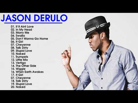 Jason Derulo Greatest Hits - Top 30 Best Songs Of Jason Derulo