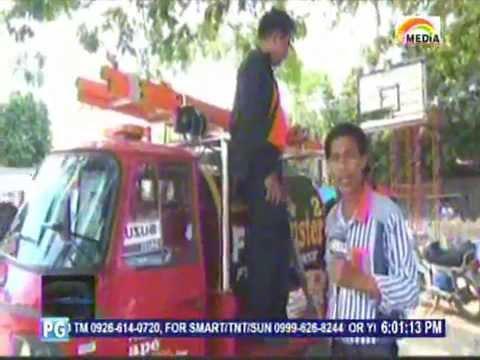 Nuevo Barangay Fire Buster Ya Presenta El BFP Na Emedia