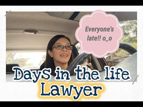 VLOG #2 Days in the life of a lawyer 👩🏻‍⚖️ | Isai Rivera (2019)