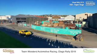 Team Woodend Automotive Racing, Otago Rally 2019 - Livestream Cut