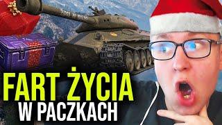 FART ŻYCIA W PACZKACH - World of Tanks