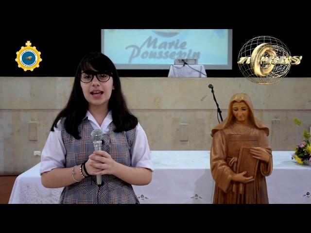 2019 10 18 Eucaristía Marie Poussepin