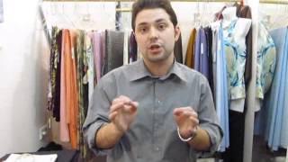 видео Пошив женских брюк на заказ в ателье