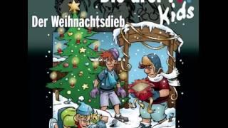 Die Drei ??? Kids - Sonderfolge 01 - Der Weihnachtsdieb