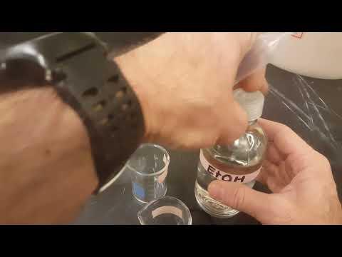 Determination Of The Molar Mass Of Volatile Liquids