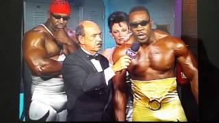 Booker T calls Hulk Hogan A Ni**a