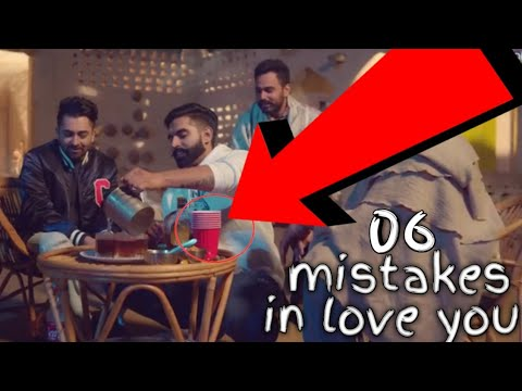 (6 Mistakes) Love You Song | Sharry Mann |...