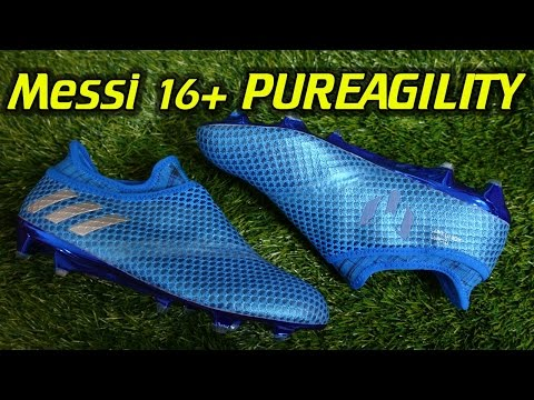Adidas Messi 16+ PureAgility (Speed of Light Pack) - Review + On Feet