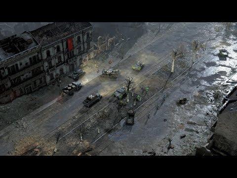 ФОТОРЕАЛИСТИЧНАЯ СТРАТЕГИЯ ПРО ВТОРУЮ МИРОВУЮ ! Игра Sudden Strike 4