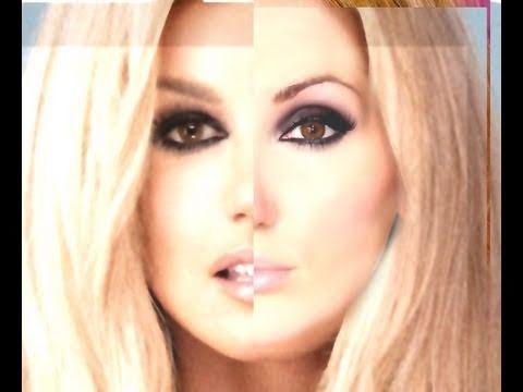 Sexy Blondes Faith Hill As Brigitte Bardot Make Up Youtube