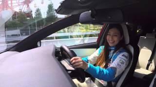 ネッツ東京レーシングサポートドライバー 塚本奈々美さんによる、2016年...