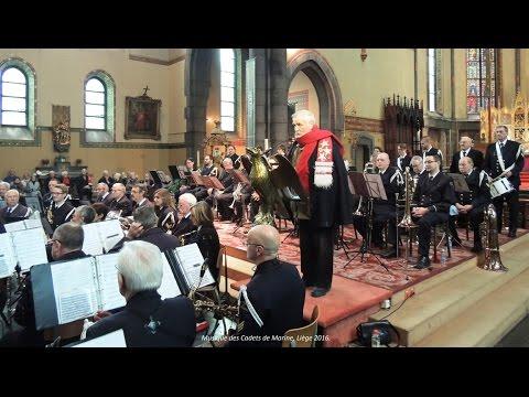 Musique des Cadets de Marine - Send in the Clowns