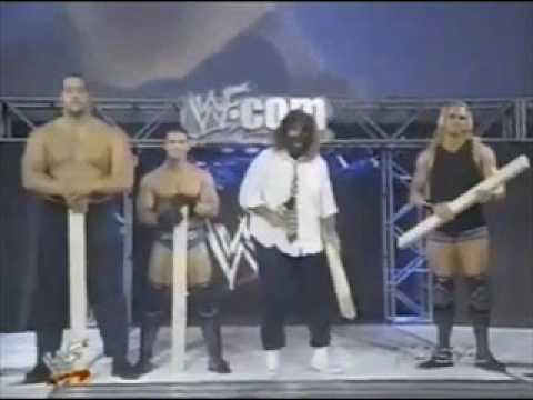 WWF The Union Theme