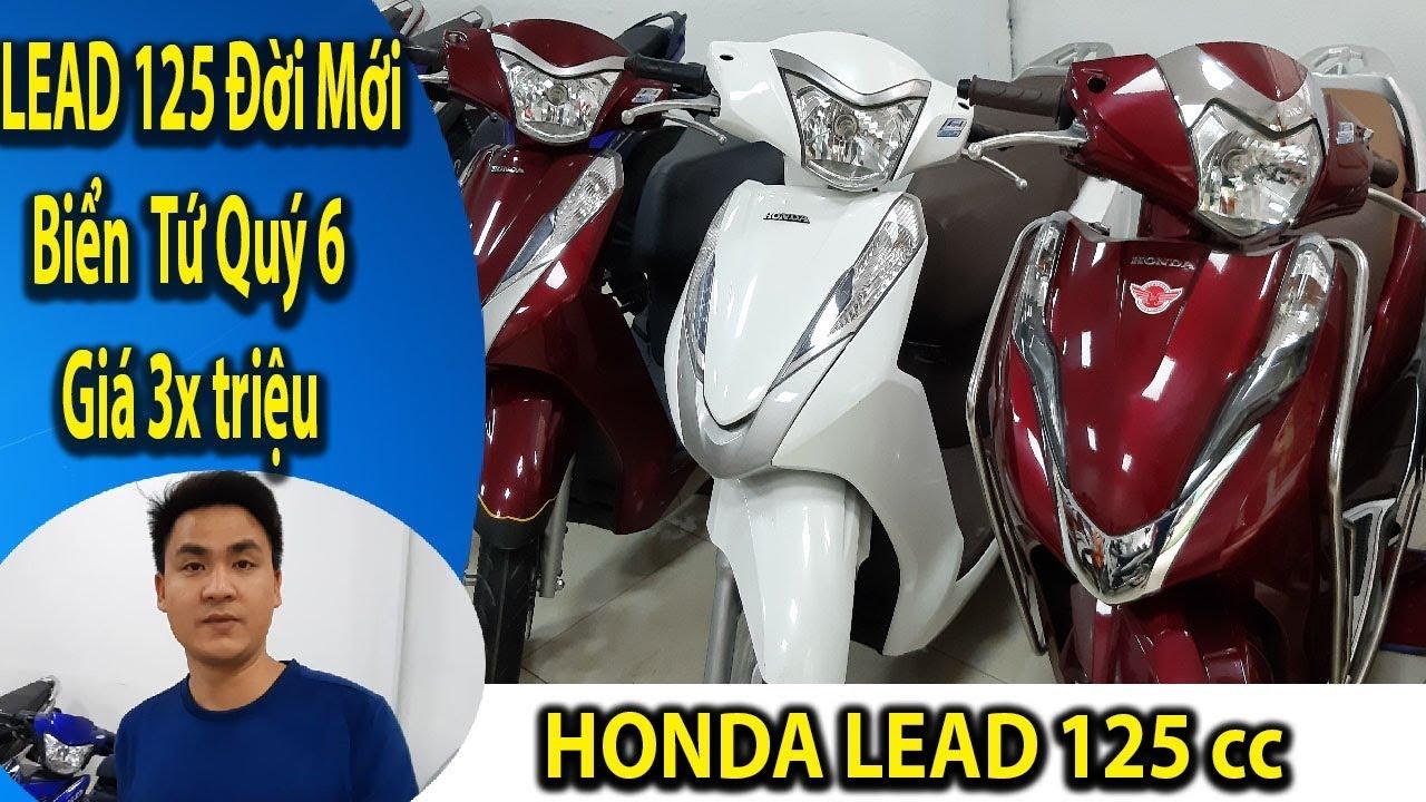 bán xe: HONDA Lead 125 Đời Mới Biển Tứ Quý Giá Rẻ Giật Mình