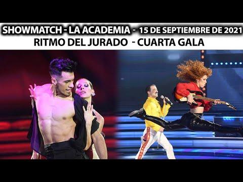 Download Showmatch - Programa 15/09/21 - RITMO DEL JURADO: Noelia Marzol, Jony Lazarte y Nazareno Móttola