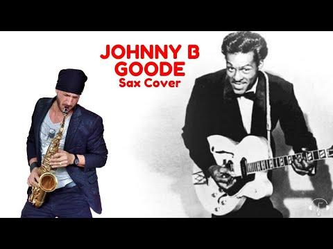 Johnny b Goode - Chuck Berry Sax Tenor Cover Karaoke