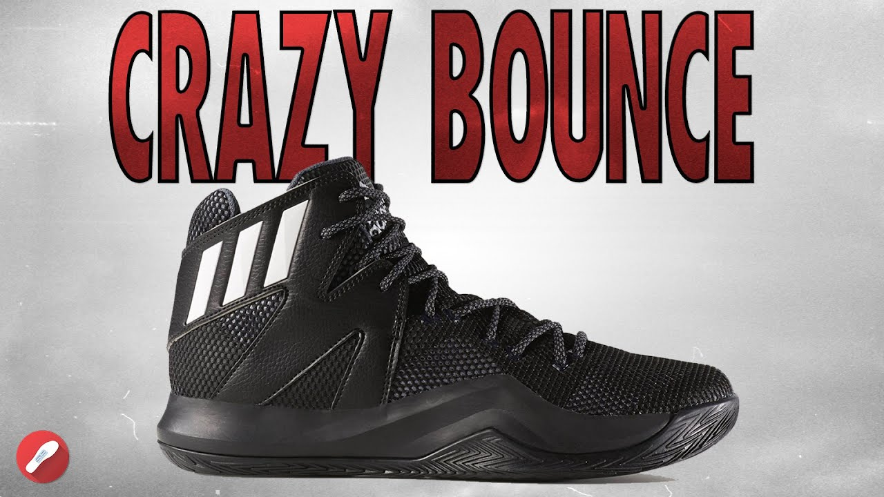 f80a48b248d3 Adidas Crazy Bounce Performance Review! - YouTube