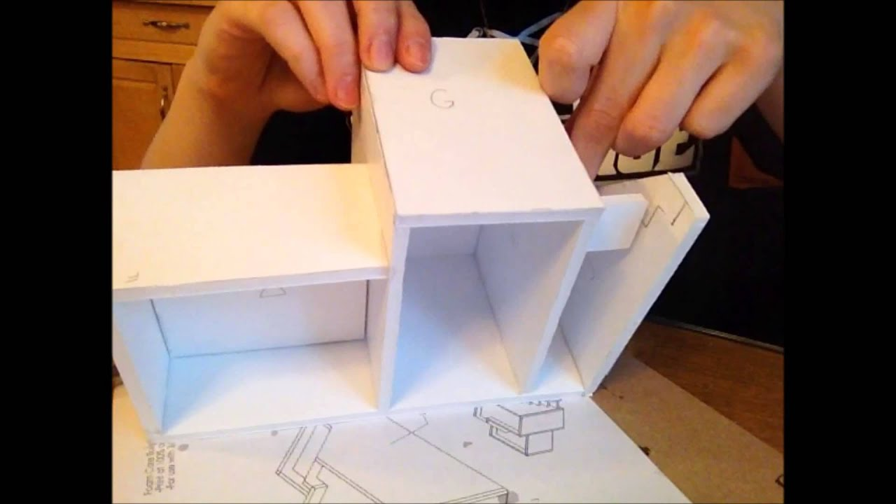 Foam Core Terrain: Building #2