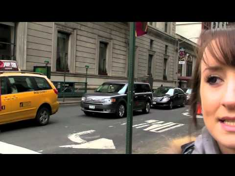 NEW YORK CITY Trip: Tag 1-2, crazy girls und coole typen