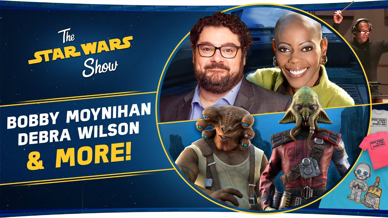 Inside Star Wars: Tales From the Galaxy's Edge with Bobby Moynihan and Debra Wilson