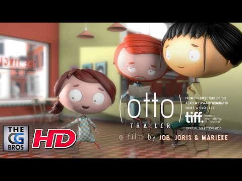 "**Official** CGI Animated Trailer: ""OTTO"" - by Job, Joris & Marieke"