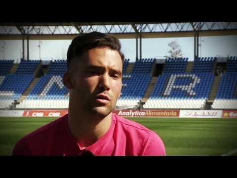 Entrevista a Quique González, jugador del UD Almería