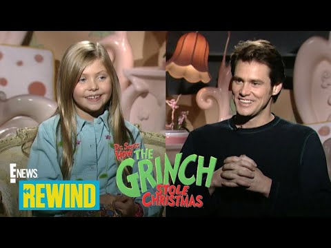 How The Grinch Is Still Stealing Christmas: Rewind | E! News