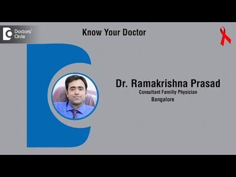 Dr. Ramakrishna Prasad | Family Physician in Bangalore | Family Physician - Know Your Doctor