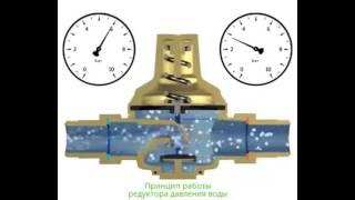 видео Регулятор давления воды в системе водоснабжения