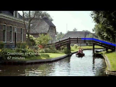 Holland City Metrokaart