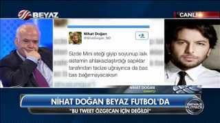 Ahmet Çakar'dan Nihat Doğan'a: Kimsin ulan sen! Değil sana, feriştahına ayar veririm.