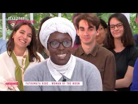 Fatoumata Kebe : Woman of the moon - Clique Dimanche  - CANAL+