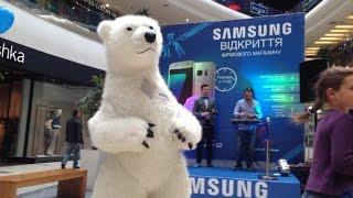 Танцующий Белый Медведь в SkyMall
