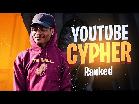 Youtube Cypher Vol.2 Ranked
