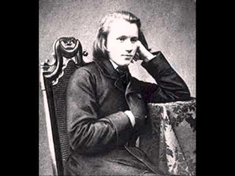Friedrich Wührer plays Brahms Concerto No 1 in D minor Op. 15