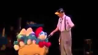 Otto und die schlümpfe