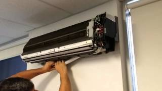 Video Fix Leaking Split System Air Conditioner + Service download MP3, 3GP, MP4, WEBM, AVI, FLV Agustus 2018